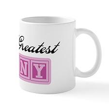 World's Greatest Nanny Mug