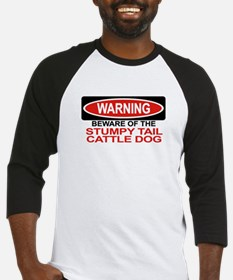 STUMPY TAIL CATTLE DOG Baseball Jersey
