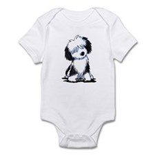 Tibetan Terrier Infant Bodysuit