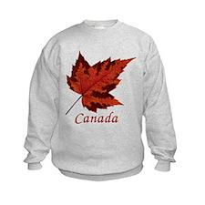 Canadian Maple Leaf Sweatshirt