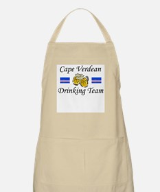 Cape Verdean Drinking Team BBQ Apron