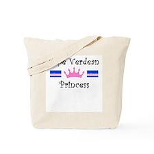 Cape Verdean Princess Tote Bag