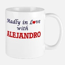 Madly in love with Alejandro Mugs