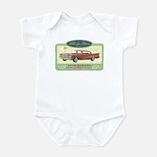 Vista Las Palmas Infant Bodysuit