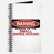 SMALL SWISS HOUND Journal