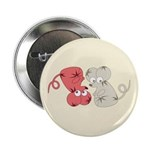 "Rat Chinese New Year Art 2.25"" Button"