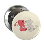 "Rat Chinese New Year Art 2.25"" Button (10 pack)"