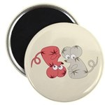 "Rat Chinese New Year Art 2.25"" Magnet (100 pack)"