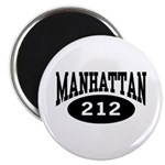 Manhattan 212 Magnet