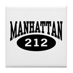 Manhattan 212 Tile Coaster