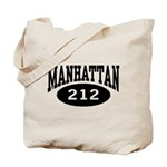 Manhattan 212 Tote Bag