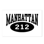 Manhattan 212 Postcards (Package of 8)