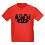 Manhattan 212 Kids Dark T-Shirt