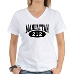 Manhattan 212 Women's V-Neck T-Shirt