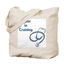 Doctor 3 Tote Bag