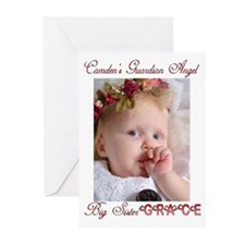 Watching Over Camden Greeting Cards (Pk of 10)