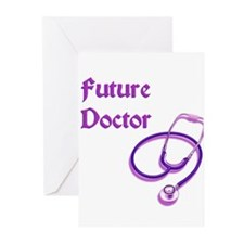 Doctor 7 Greeting Cards (Pk of 10)