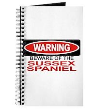 SUSSEX SPANIEL Journal