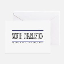 Unique North south Greeting Card