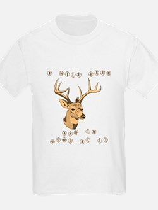 I kill deer T-Shirt