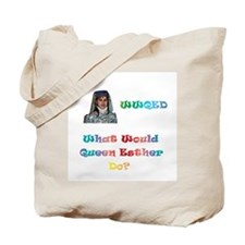 Purim WWQED Tote Bag