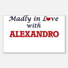 Madly in love with Alexandro Decal