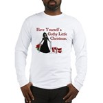 Gothy Little Christmas Long Sleeve T-Shirt