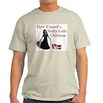 Gothy Little Christmas Light T-Shirt