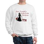 Gothy Little Christmas Sweatshirt