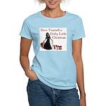 Gothy Little Christmas Women's Light T-Shirt