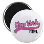 New York Girl Magnet