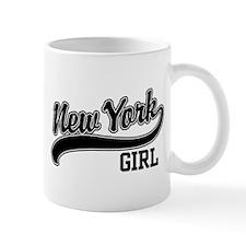 New York Girl Mug