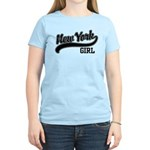 New York Girl Women's Light T-Shirt