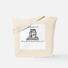 Purim WWQED Tote Bag