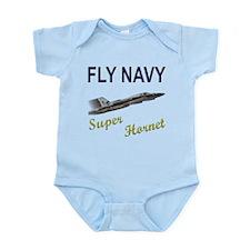 Super Hornet Zoom Infant Bodysuit