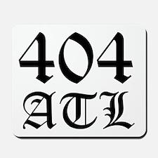 404 Atlanta ATL 4 Mousepad