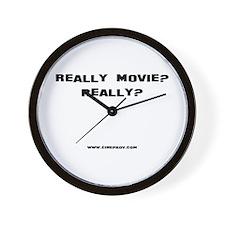 Really Movie? Wall Clock