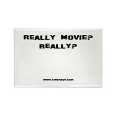 Really Movie? Rectangle Magnet