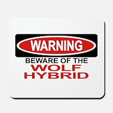 WOLF HYBRID Mousepad