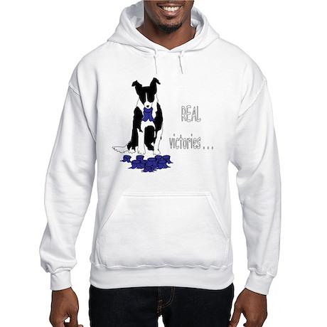 Real Victory Hooded Sweatshirt