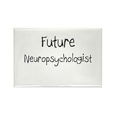 Future Neuropsychologist Rectangle Magnet