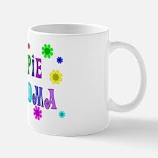 Hippie Grandma Small Small Mug