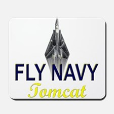 F-14 Tomcat Vertical Mousepad