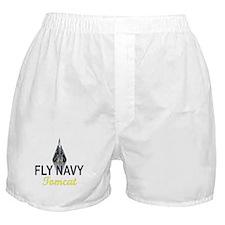 F-14 Tomcat Vertical Boxer Shorts
