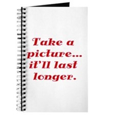 Take a Picture Journal