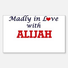 Madly in love with Alijah Decal