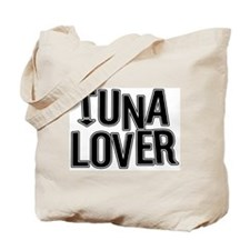 Tuna Lover Tote Bag