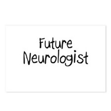 Future Neurologist Postcards (Package of 8)