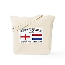 English-Dutch Tote Bag