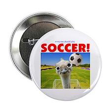 "Play Soccer 2.25"" Button"